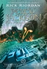 Battle of the Labyrinth, The (Percy Jackson and the Olympians, Book 4) Cover Image