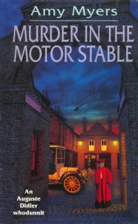 Murder In The Motor Stable