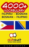 4000+ Vocabulary Filipino - Bosnian