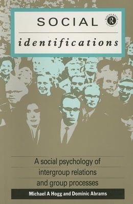 Book Social Identifications by Hogg, Michael A.