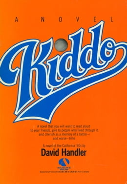 Book Kiddo by David Handler