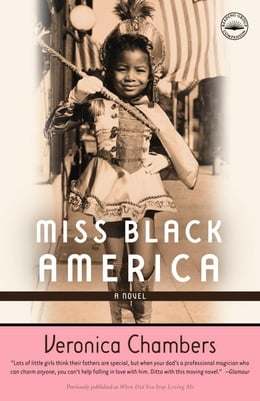 Book Miss Black America: A Novel by Veronica Chambers