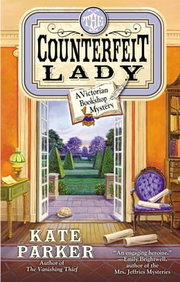 Book The Counterfeit Lady by Kate Parker