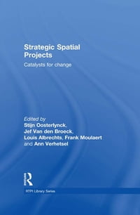 Strategic Spatial Projects: Catalysts for Change