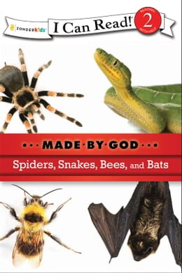 Book Spiders, Snakes, Bees, and Bats by Various Authors