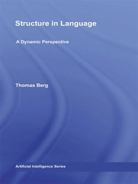 Structure in Language: A Dynamic Perspective