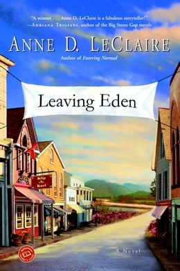 Book Leaving Eden by Anne Leclaire