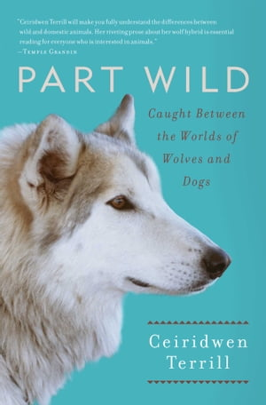 Part Wild One Woman's Journey with a Creature Caught Between the Worlds of Wolves and Dogs