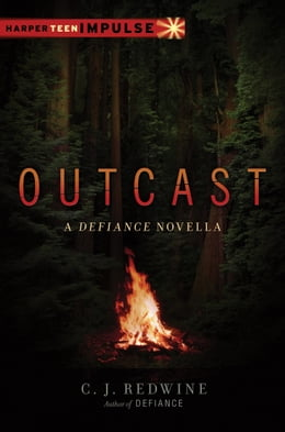 Book Outcast: A Novella by C. J. Redwine