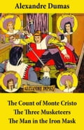 The Count of Monte Cristo + The Three Musketeers + The Man in the Iron Mask (3 Unabridged Classics) 3824f0b7-3069-46b0-a701-3e4ccf5e4397
