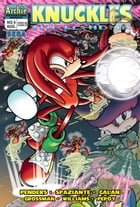 Knuckles the Echidna #4