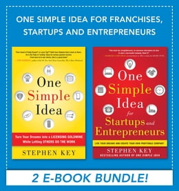 Book One Simple Idea for Franchises, Starups and Entrepreneurs by Stephen Key