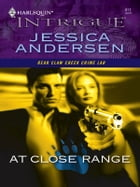 At Close Range by Jessica Andersen
