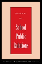 Jspr Vol 36-N3 by Journal of School Public Relations