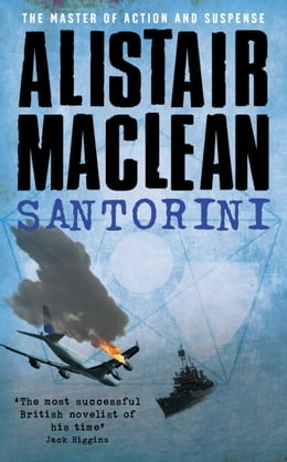 Book Santorini by Alistair MacLean