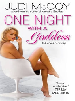 Book One Night With a Goddess by Judi McCoy