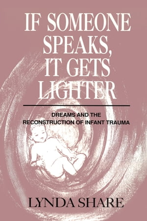 If Someone Speaks,  It Gets Lighter Dreams and the Reconstruction of Infant Trauma