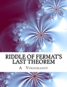 RIDDLE OF FERMAT'S LAST THEOREM: QUESTIONS SOLUTIONS SOME INDETERMINATE EQUATIONS by A.G.Vinogradov