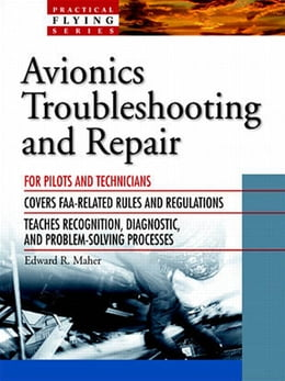 Book Avionics Troubleshooting and Repair by Edward Maher