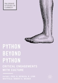 Python beyond Python: Critical Engagements with Culture
