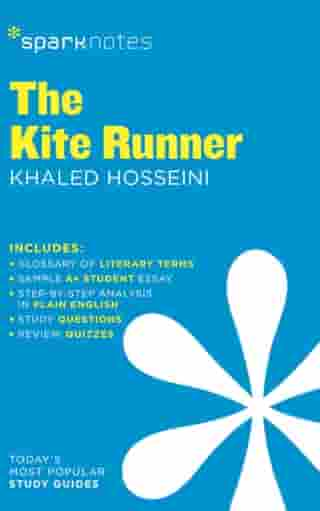The Kite Runner (SparkNotes Literature Guide)