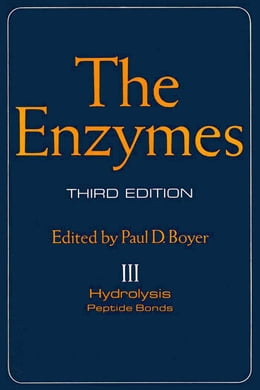 Book The Enzymes by AUTHOR, UNKNOWN
