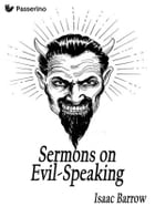 Sermons on Evil-Speaking by Isaac Barrow