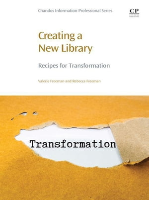 Creating a New Library Recipes for Transformation