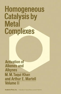 Book Activation Of Alkenes And Alkynes by Khan, M.M. Taqui