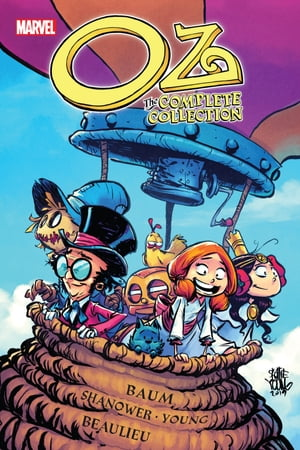 Oz: The Complete Collection Ozma/Dorothy & The Wizard