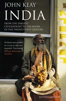 Book India: A History by John Keay