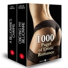 1000 pages of erotic romance by Chloe Wilkox