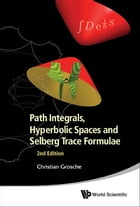 Path Integrals, Hyperbolic Spaces and Selberg Trace Formulae