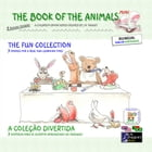 The Book of The Animals - Mini - The Fun Collection (Bilingual English-Portuguese) by J.N. PAQUET