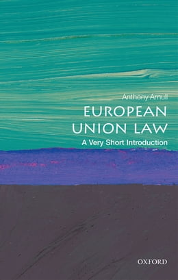 Book European Union Law: A Very Short Introduction by Anthony Arnull