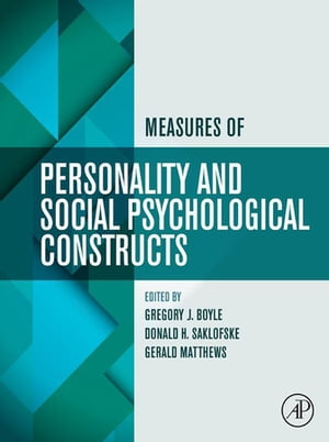Measures of Personality and Social Psychological Constructs