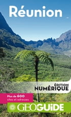GEOguide Réunion by Collectif Gallimard Loisirs
