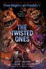 The Twisted Ones (Five Nights at Freddy's Graphic Novel #2) Cover Image