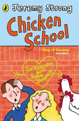 Book Chicken School by Jeremy Strong