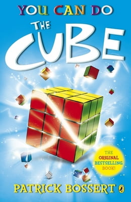 Book You Can Do The Cube by Patrick Bossert