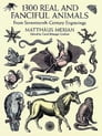 1300 Real and Fanciful Animals Cover Image
