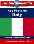 Key Facts on Italy: Essential Information on Italy by Patrick W. Nee