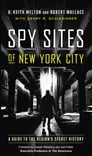 Spy Sites of New York City Cover Image