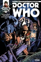 Doctor Who: The Fourth Doctor #5 by Gordon Rennie