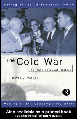 Book The Cold War by Painter, David