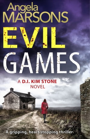 Evil Games A gripping,  heart-stopping thriller