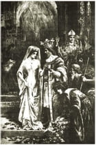 King Arthur and His Knights (Illustrated) by Sir James Knowles
