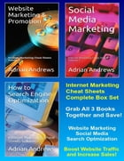 Internet Marketing Cheat Sheets: Complete Box Set by Adrian Andrews