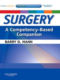 Surgery A Competency-Based Companion E-Book: With STUDENT CONSULT Online Access