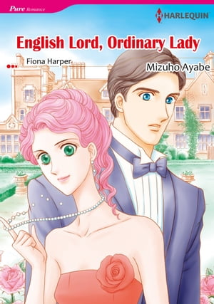 ENGLISH LORD, ORDINARY LADY (Harlequin Comics): Harlequin Comics by Fiona Harper